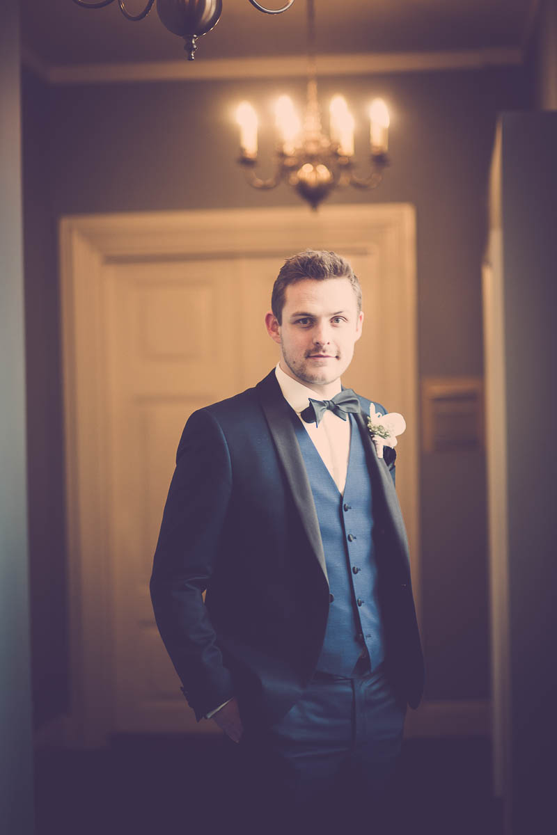 Traditional Men`s Formal Wedding Styles