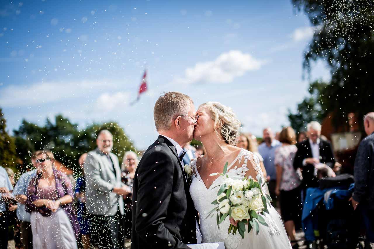 Bryllupsfotos ved Danmarks kreative bryllupsfotograf